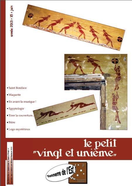 Couverture pvu 15